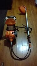 62 cc BACKPACK WHIPPER SNIPPER , BRUSHCUTTER IN AS NEW CONDITION Manly Manly Area Preview