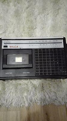 Radio-cassette   Wilga RM 301  - Unitra na sprzedaż  Kraków