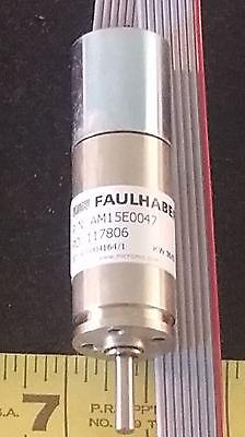 Micromofaulhaber Am15e0047 Mini Motor Micro Stepper Wencoder Nos C13b1