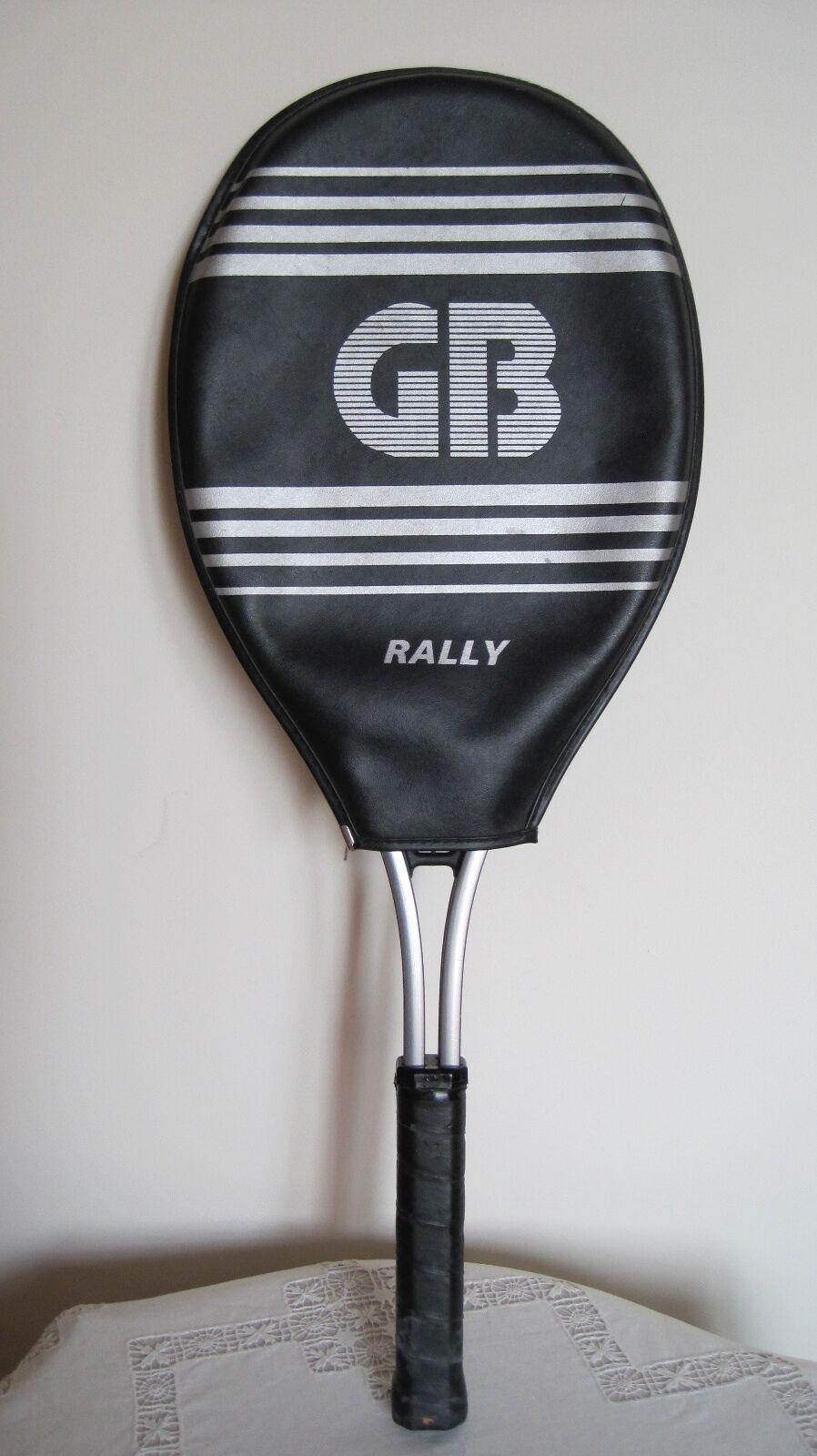 Metal Frame Tennis Racquet