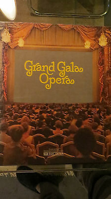 Grand Gala Opera  4 Vinyl LP`s,1-2 abgespielt,Top!!!