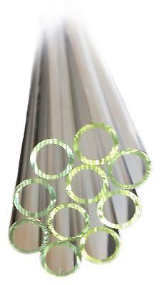 Borosilicate Glass Tubing 10mm D 24 In. L 1 Lb Pack