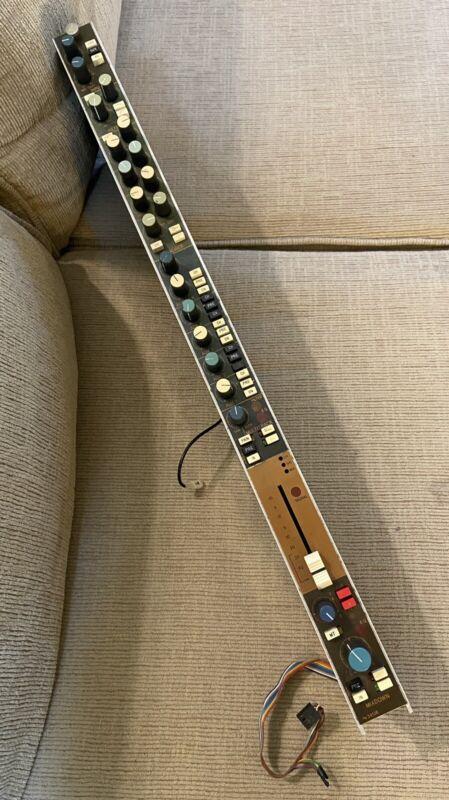 neve 34136 channel strip Rare NICE CONDITION Rupert Neve Designs