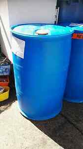 Free 220lt food grade barrel great for any purpose 20 avail FREE Moorabbin Kingston Area Preview