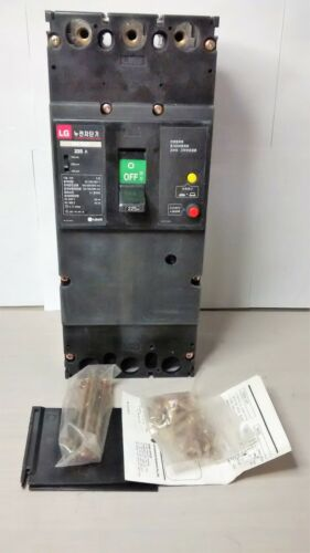 LG EARTH LEAKAGE CIRCUIT BREAKER 203-SGR 225A