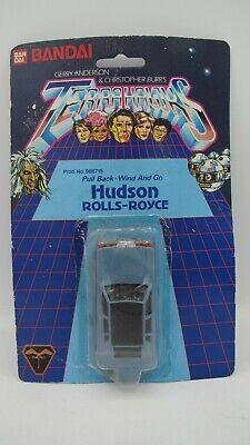 Gerry Anderson TERRAHAWKS   Bandai 1983 Pull Back Wind & Go HUDSON ROLLS ROYCE