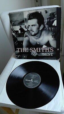 THE SMITHS original Vinyl LP Best Of II (1992 BRAZIL)