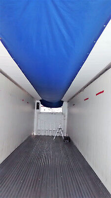 Thermo King New Brand Universal Air Chute For 53 Trailer Blue Color