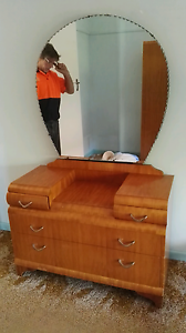 Dressing table retro Vintage Moorabbin Kingston Area Preview