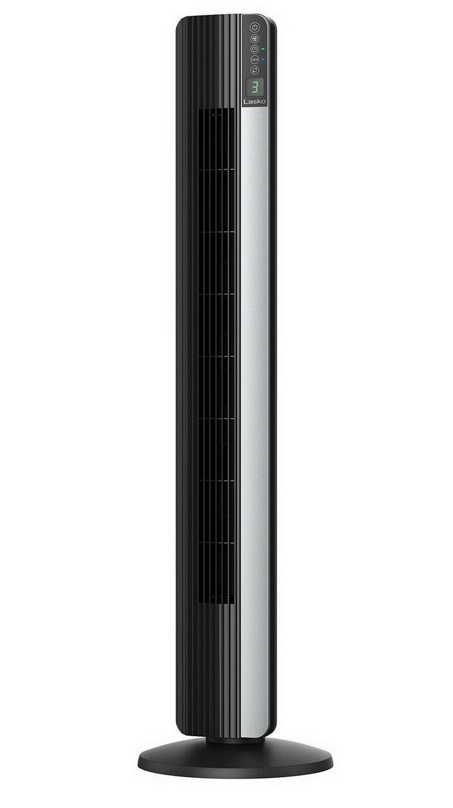 Tower Fan 48″ Oscillating High Velocity 3 Speed with Remote Control Lasko Heating, Cooling & Air
