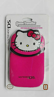 NINTENDO DS GAME TRAVELLER  Hello Kitty Soft Travel Pouch (Hello Kitty Neoprene Game)