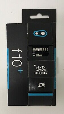 Crank Brothers F10+ Multi-Tool for Bike -- California Limited Edition -- -