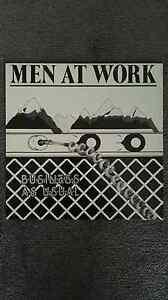 Men At Work Vinyl Record Album LP Woodvale Joondalup Area Preview