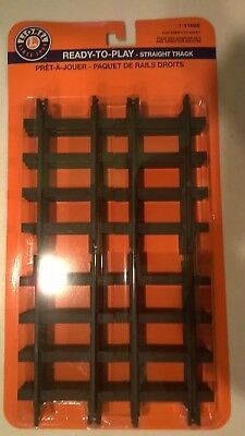 12 Lionel Ready To Play STRAIGHT TRACK Lot-Polar Express Mickey Mouse John Deere