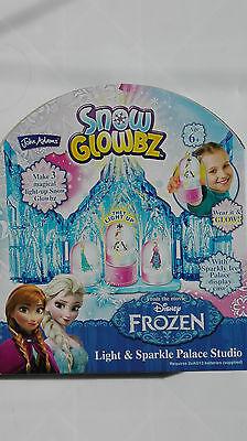Frozen Snow Glowbz Light and Sparkle palace studio ~ disney ~ 6+ ~ - Snow Glowbz