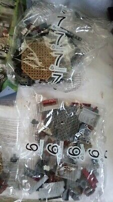 Lego 9468 Monster Fighters Vampyre Castle incomplete parts only