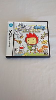 Scribblenauts for Nintendo DS  Rated #21 Best DS Game of 2009  -  FREE