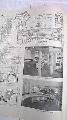 1916 31n Dresden Technische Hochschule Flußbaulaboratorium /