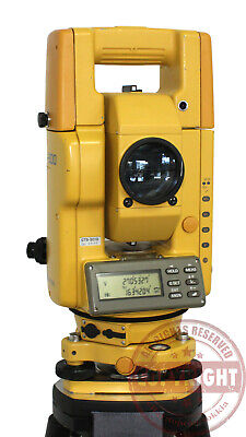 Topcon Gts-301d Surveying Total Stationtopcontrimblesokkianikontransit