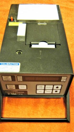 HACH / MET ONE Airborne Laser Particle Counter, 237A-.5-.1-1 CE, P/N 2082815-01