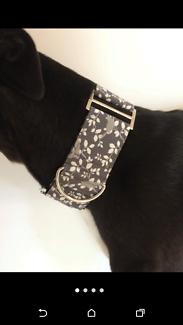 Martingale Dog Collar - 2 Inch - Greyhound, Sight hound