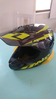 One Industries motorbike helmet