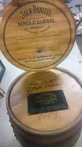 Very Rare Single Barrel Signed by Master Distiller #7 Jeff Arnett Nowra Nowra-Bomaderry Preview