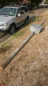 Steel pole 6.5 metre and power boad builders Kingsford Eastern Suburbs Preview