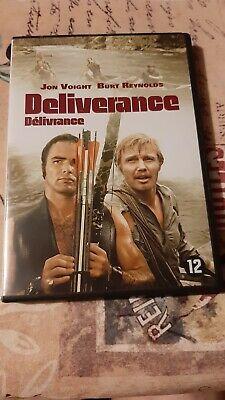 dvd film DELIVERANCE burt reynolds jon voight  + bonus NO PAY PAL rare