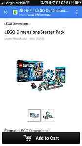 Wii u lego starter pack brand new but open Bedford Bayswater Area Preview
