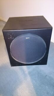 Sony Subwoofer Epping Whittlesea Area Preview