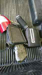 GENUINE BA BF F6 FPV 270KW TURBO AIR INTAKE WITH DUAL SNORKEL Airlie Beach Whitsundays Area Preview