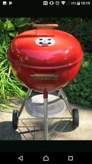 Weber kettle wanted. Will travel. Any colour