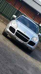 2005 Porsche Cayenne Turbo 9PA 12 months rego Wollongong Wollongong Area Preview