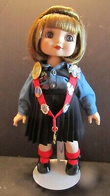 "16"" Marie Osmond Vinyl Adora Belle Disney Store Pin Trader Doll Ltd. Ed. 2002"