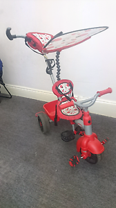 Red 10 month to 2 -3 year trike St Peters Norwood Area Preview
