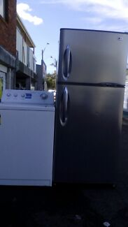 Fridge and washer both for $750 with free delivery  Kogarah Rockdale Area Preview