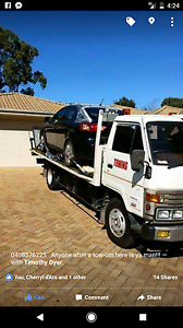 Tilt tray towing service Caboolture Caboolture Area Preview