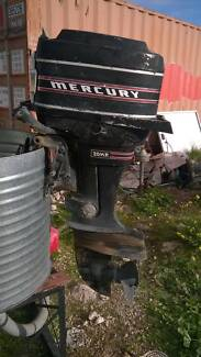mercury outboard 20hp Tailem Bend The Coorong Area Preview