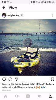 Feel free lure 11.5 fishing kayak
