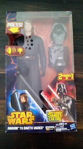 Unopened-star wars figure NEW Cremorne Clarence Area Preview