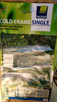 Cold Frame plant protection