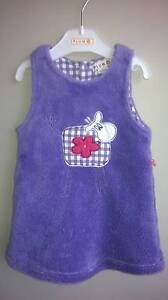 Baby Girl Dress, Plum, 12-18m Forrestdale Armadale Area Preview