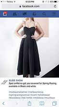 St. Frock black dress, size 14 Manoora Clare Area Preview