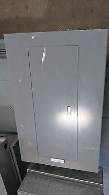 Square D 225 Amp Main Lug120208 Or 240 Volt30 Circuit Nqod Panelboard- E429