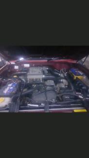 Motor, gear box and transfer case- Nissan patrol