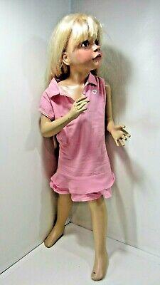 Vintage Child Mannequin 36