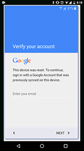 Buying Google Account Locked or damaged mobile phones Melbourne CBD Melbourne City Preview