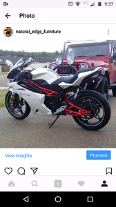 2012 Megelli 250R (LAMS Approved) East Maitland Maitland Area Preview