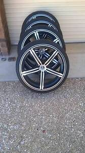 Holden Commodore 20 inch commodore mags Waikerie Loxton Waikerie Preview
